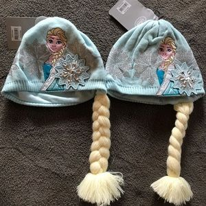 DISNEY PRINCESS ELSA HATS